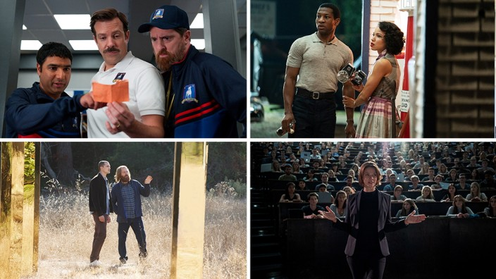 Fernsehen und Streaming: Serien des Monats