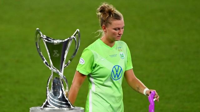 Women's Champions League - Final - VfL Wolfsburg v Olympique Lyonnais