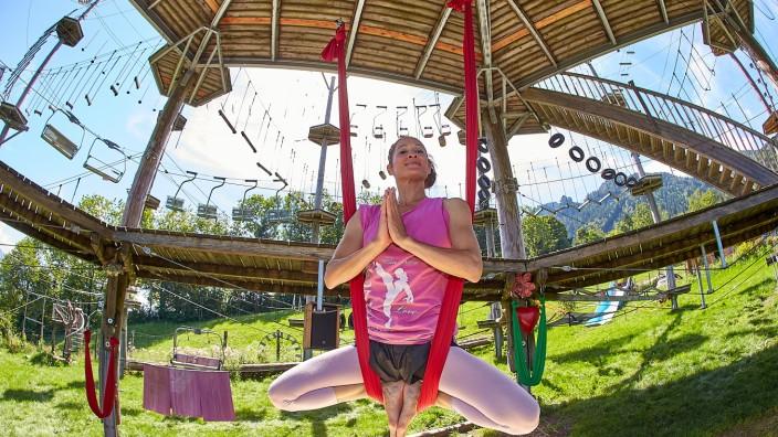 Simone Heitinga Cirque du Soleil