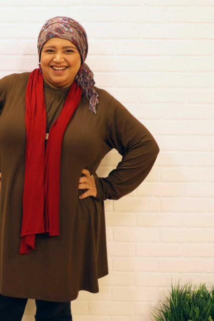 Dubai: Die Künstlerin Lamya Tawfik hat es schwer in Dubai ohne Liveauftritte und ausländisches Publikum.