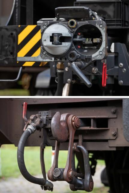 Bahn - Digitale Automatische Kupplung