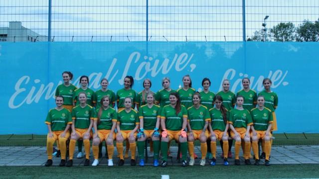 Fussball - 1860 hat jetzt auch ein Frauenteam / 1860 Frauen