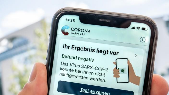 Corona -Test