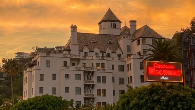 Chateau Marmont: storied Hollywood hangout targets members