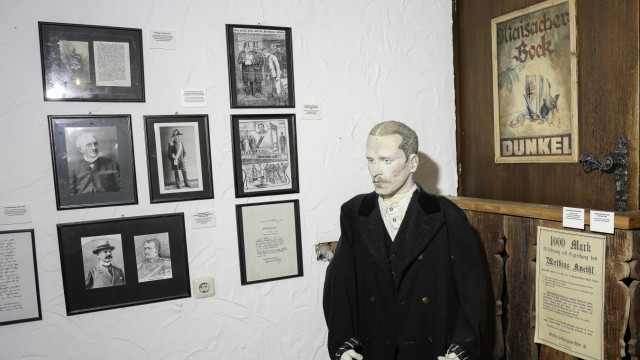 MAISACH: Das Räuber-Kneißl-Museum in der Brauerei Maisach