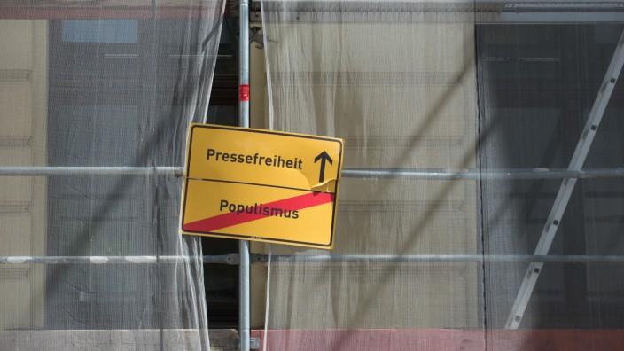 Weniger Deutsche populistisch eingestellt