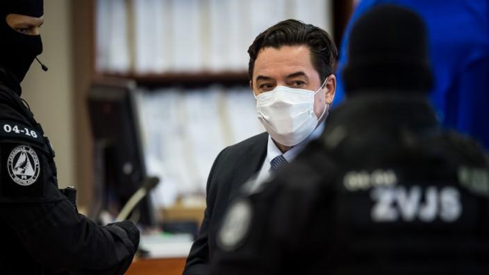Slowakei: Marian Kočner vor Gericht im Mordfall Ján Kuciak