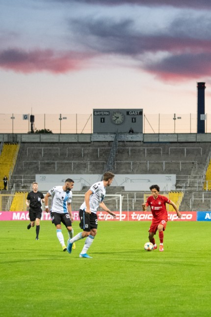 Bayern München II - TSV 1860 München