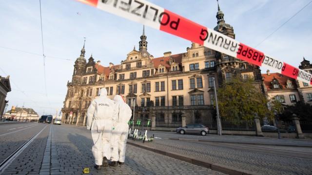 Juwelendiebstahl in Dresden - Beweise in Berlin gefunden