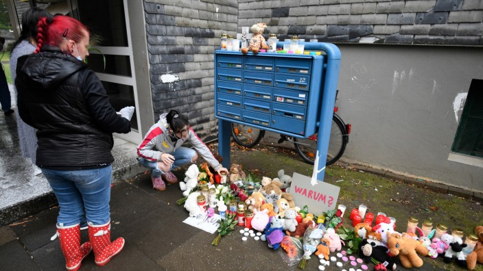 Fünf tote Kinder in Solingen gefunden