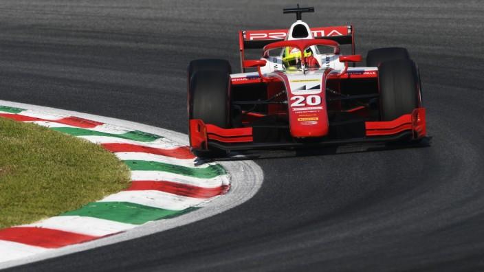 Formula 2 Championship - Round 8:Monza - Practice & Qualifying