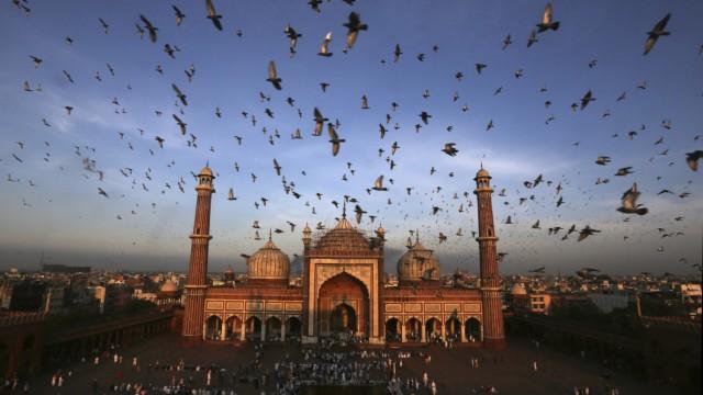 Eid al-Adha in Indien
