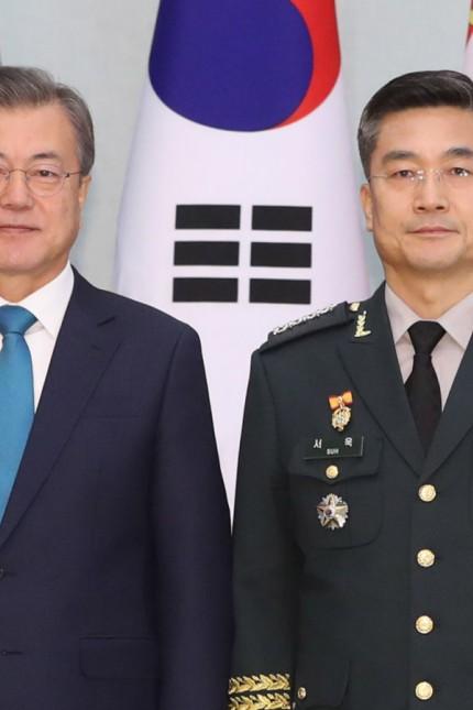 Südkoreas Präsident nominiert neuen Verteidigungsminister
