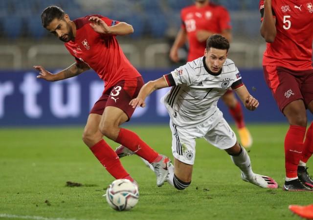 UEFA Nations League - League A - Group 4 - Switzerland v Germany