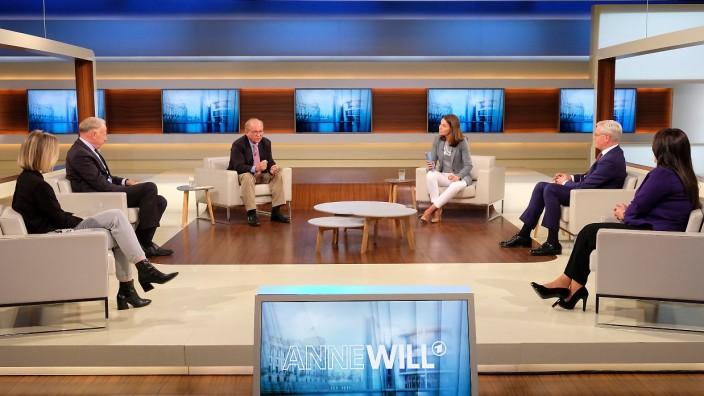 Anne Will zum Fall Nawalny