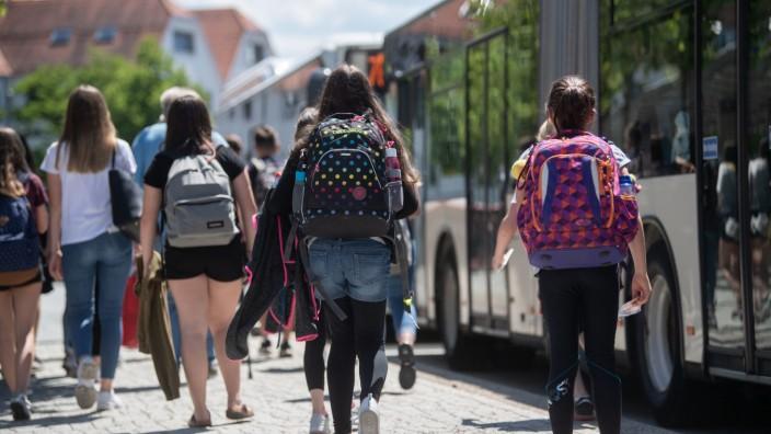 Schülerbeförderung
