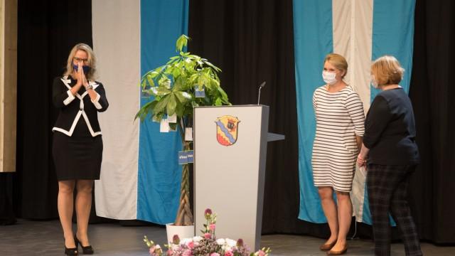 Segnung Gymnasium im Schulcampus Unterföhring