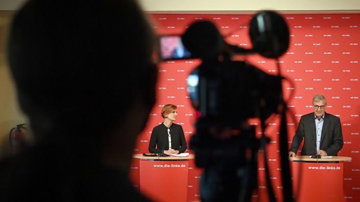 Sitzung Geschäftsführender Parteivorstand der Linkspartei