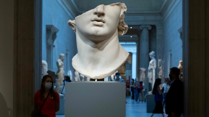 Metropolitan Museum of Art reopens