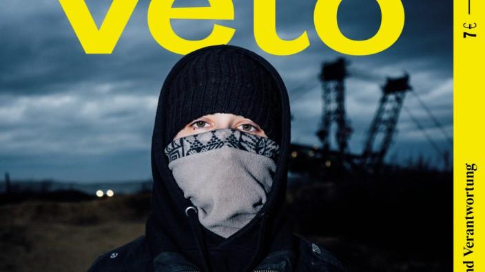 Veto Magazin - Cover
