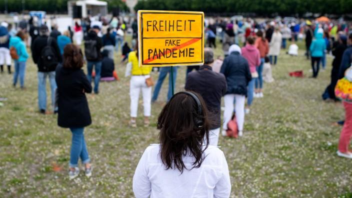 München untersagt Corona-Demo mit 5000 Teilnehmern