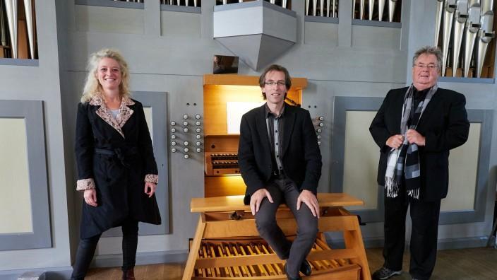 Marktkonzert mit Orgel Vaterstetten