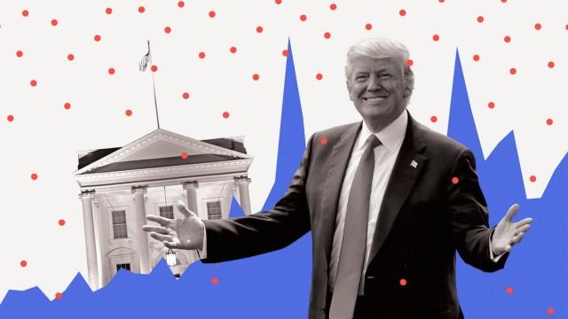 Teaser Trump Buch Zwei