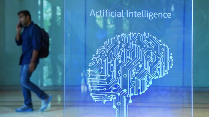 """Software: Beim Chip-Konzern Intel fand 2017 ein """"Tag der Künstlichen Intelligenz"""" statt. Aber was bedeutet der Begriff wirklich?"""