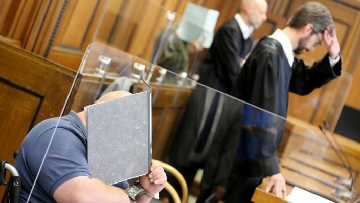 Fortsetzung Prozess 'Missbrauchskomplex Bergisch Gladbach'