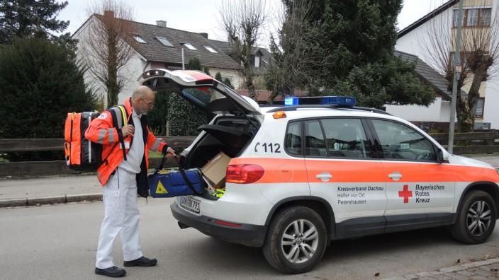 Helfer vor Ort Petershausen