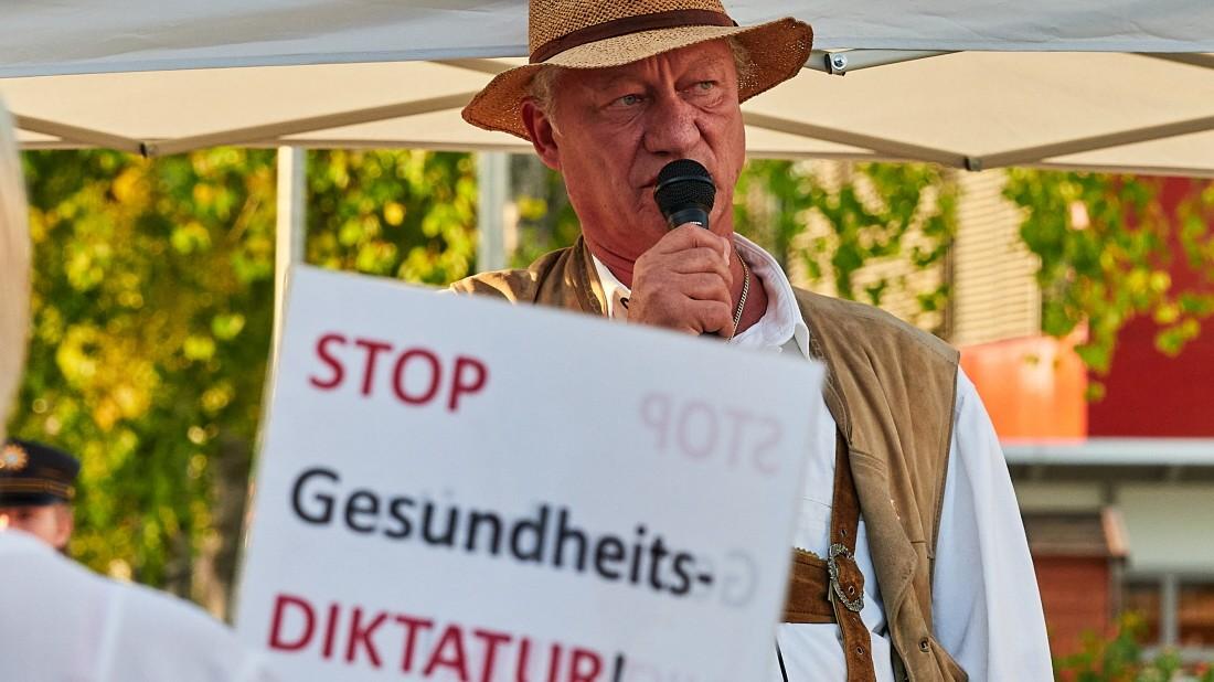 """""""Querdenker"""" starten Volkbegehren in Bayern"""