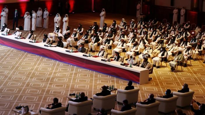 Doha hosts intra-Afghan talks