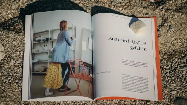 """Magazin """"Amazonen"""": Entstanden sind für das Amazonen-Magazin mehr als 100 Seiten, auf denen Frauen ihre ganz eigenen, intimen Geschichten erzählen."""