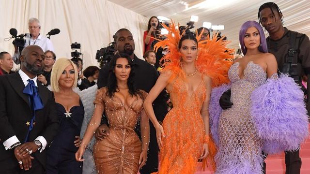 jtzt Kardashians / Foto: Angela Weiss / AFP