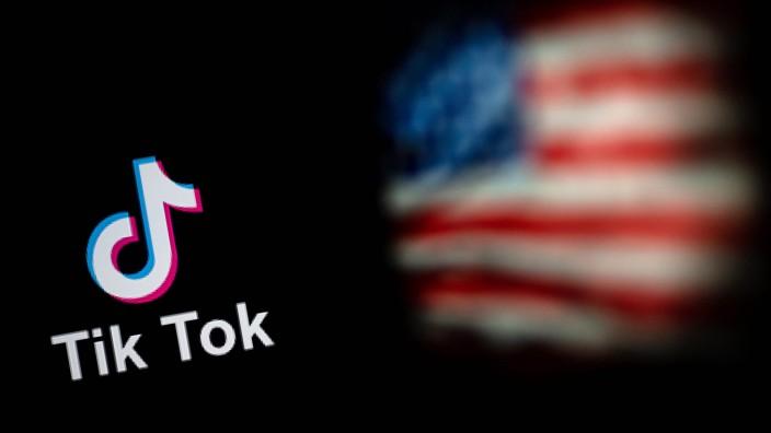 USA vs. China: Die Video-App Tiktok für Teenager ist in den USA und China zum Politikum geworden.