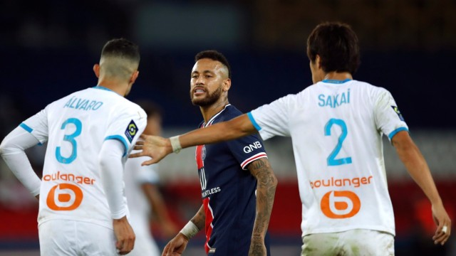 Ligue 1 - Paris St Germain v Olympique de Marseille