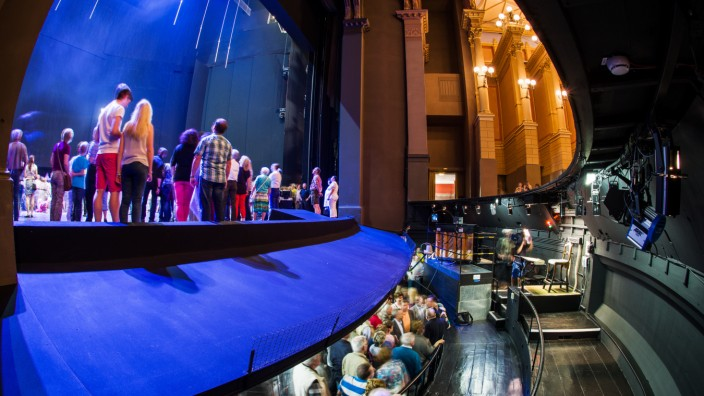 Bayreuther Festspielhaus - Tag der offenen Tür