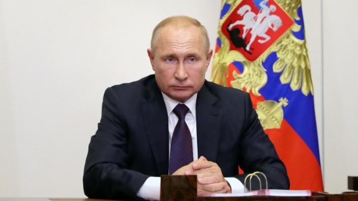 Putin Russland Wahlen