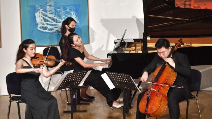Seeshaupt Seeresidenz Konzert
