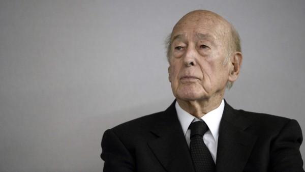 Valery Giscard d'Estaing Frankreich gestorben