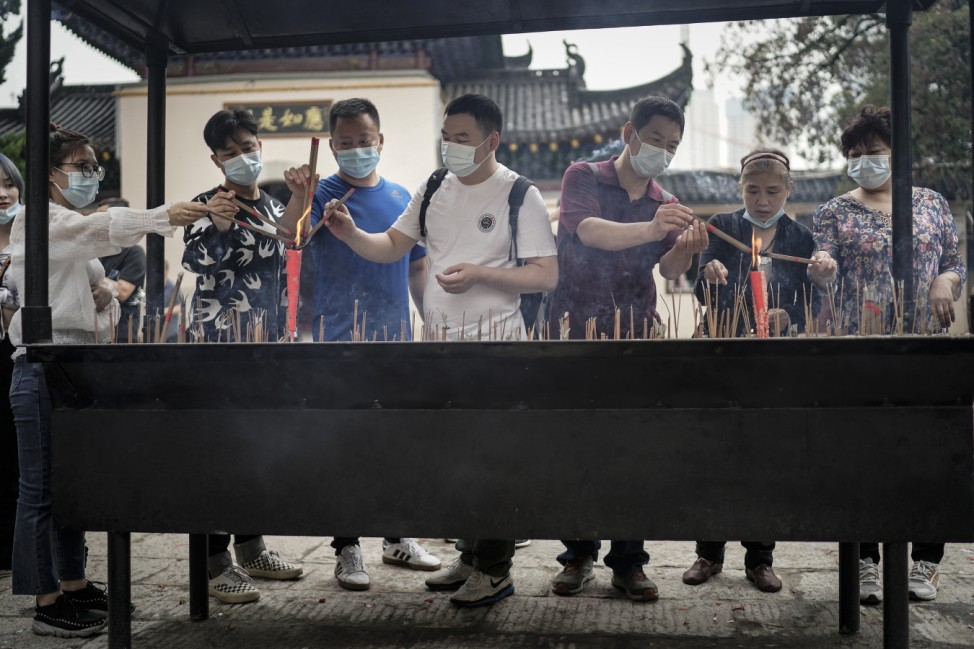 Daily Life In Wuhan Amid Global Pandemic