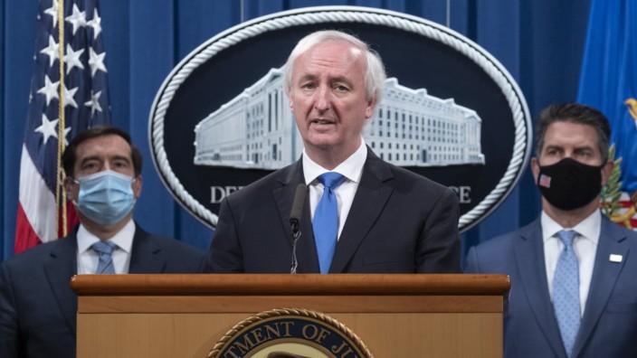 US-Justizministerium erhebt Anklage gegen chinesische Hacker