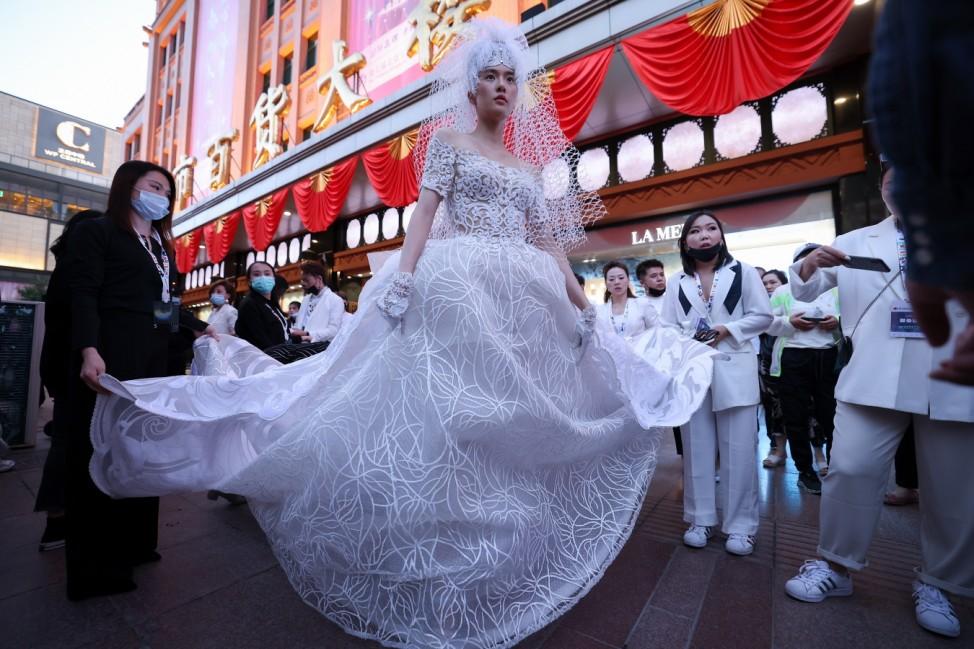 BESTPIX - Beijing Fashion Week 2020 - Day 2