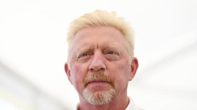 TENNIS ATP, Tennis Herren CUP GERMANY CANADA BOWLS, Germany s ATP Cup team captain Boris Becker speaks to the media aft