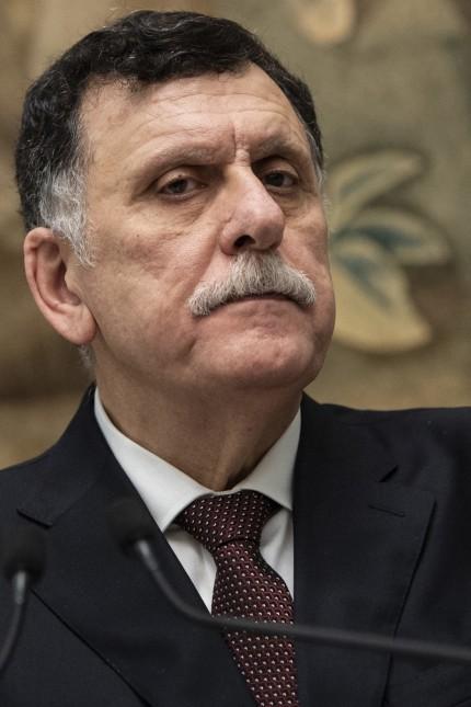 Al-Sarradsch und Conte loten Optionen für Libyen aus