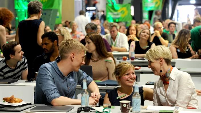 Stadtparteitag der Grünen in München, 2019