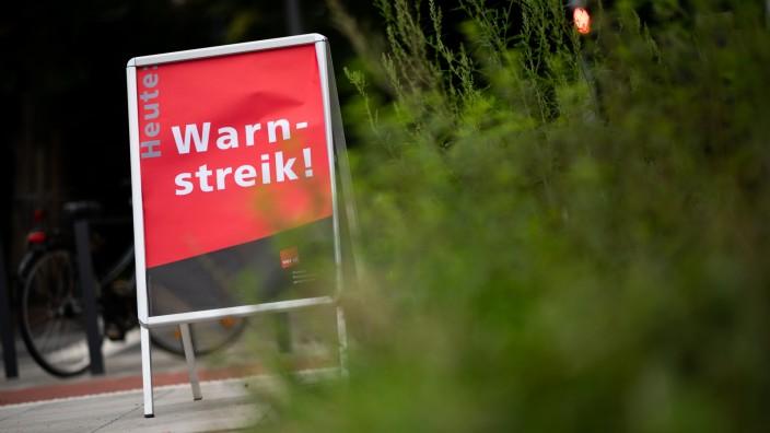 Warnstreik Küchen- und Reinigungspersonal in Elbkinder-Kitas
