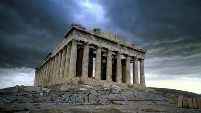 Parthenon, Griechenland