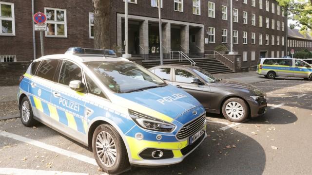 Polizeidienststelle in Mülheim an der Ruhr