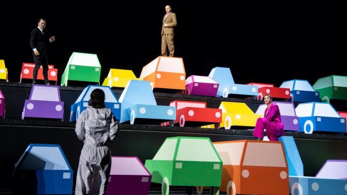 Volksfeind for Future; Schauspiel Düsseldorf